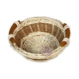 Плетеный лоток (круглый малый)