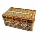 Плетеный чемодан (малый)