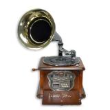 Ретро граммофон